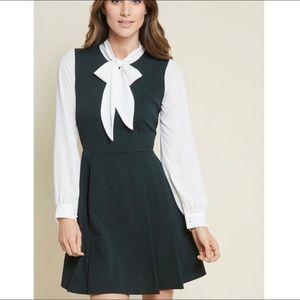 ModCloth Smak Parlour Zest by Request A-Line Dress
